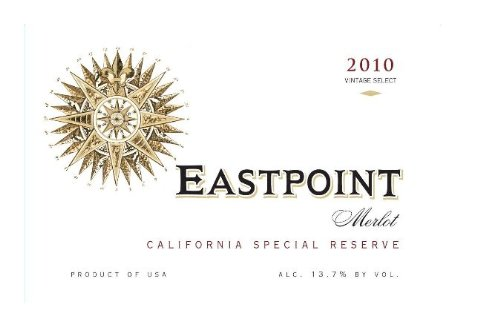 2010 Eastpoint Merlot California Special Reserve, 750 Ml