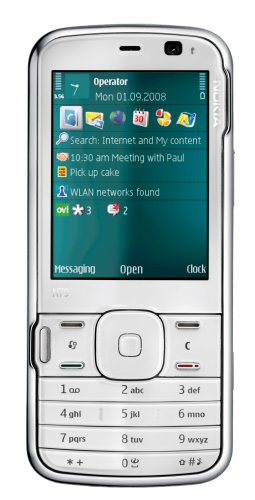 Nokia N79 Unlocked Cell Phone--U.S. Version with Warranty (Silver)