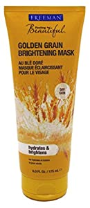 Freeman Facial Golden Grain Brightening Mask 6oz