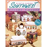 img - for Plastic Canvas Southwest Tissue Covers book / textbook / text book