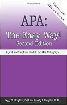 apa book 6th edition