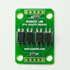 Numato Lab Numato Lab Opto Isolator Breakout