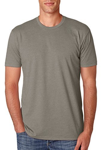 Next Level Apparel N6210 Mens Premium CVC Crew Warm Gray 3XL Size XXXLarge Color Warm Gray Model N6210 Car Vehicle Accessories   Parts