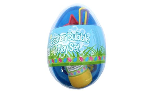 Easter Egg Bubble Play Set