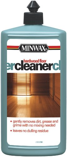 Minwax 62127 32-Ounce Hardwood Floor Cleaner