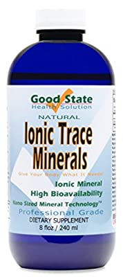 Good State Ionic Trace Minerals 8 fl oz. from Good State
