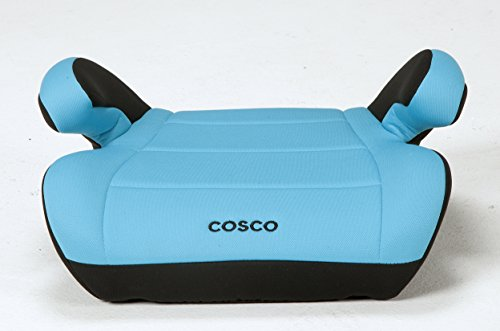 Cosco Juvenile Top Side Booster Car Seat Turquoise Reviews