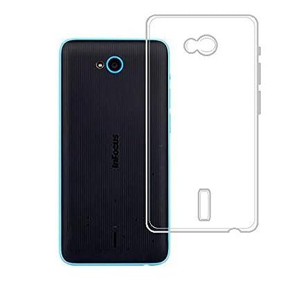 Johra-Transparent-Soft-Back-Case-Cover-For-Infocus-Bingo-21-M430