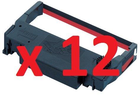 12-x-haute-qualite-compatible-noir-rubans-rouge-erc30-erc34-erc48-pour-epson-erc-30-34-38-noir-cer-c