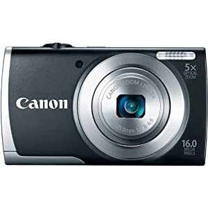 Canon PowerShot A2500 16MP Digital Camera