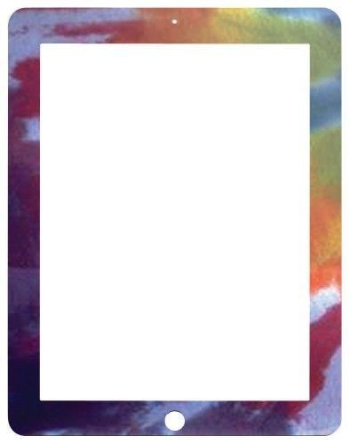Skinit Protective Skin (Fits Latest Apple iPad); Tie Dye