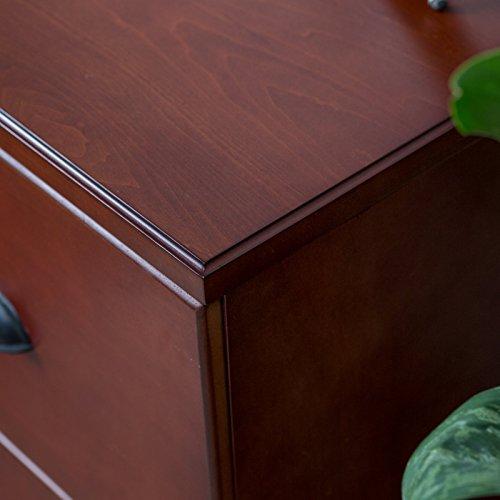 Belham Living Cambridge 2-Drawer Filing Cabinet - Rich