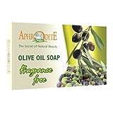 Aphrodite 100% Pure Olive Oil Soap - Unscented