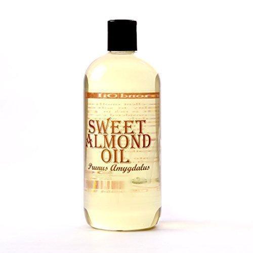 Olio Portante Alle Mandorle Dolci 1 Litro Puro Al 100%