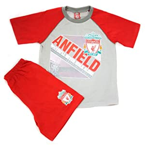 Liverpool Fc Pyjamas Anfield Age 5 To 6 Years