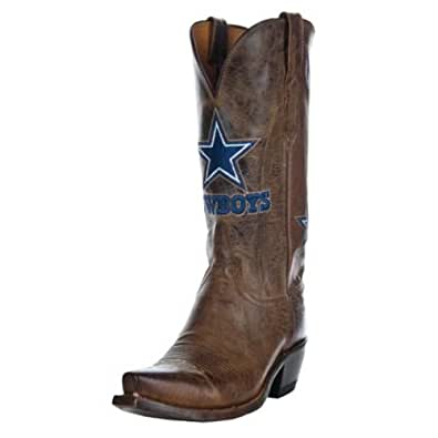 dallas cowboys lucchese womens horseman