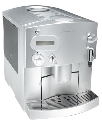 Capresso C1500 Fully Automatic Coffee And Espresso Center With Frothxpress And Claris Water Care System front-536232