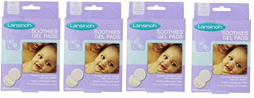 Lansinoh Soothies Gel Pads, 2 Count (Pack of 4 (8 Count)) - 1