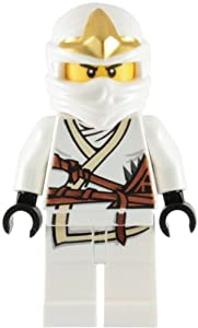 LEGO Ninjago: Zane ZX (Zen Extreme) Minifigure