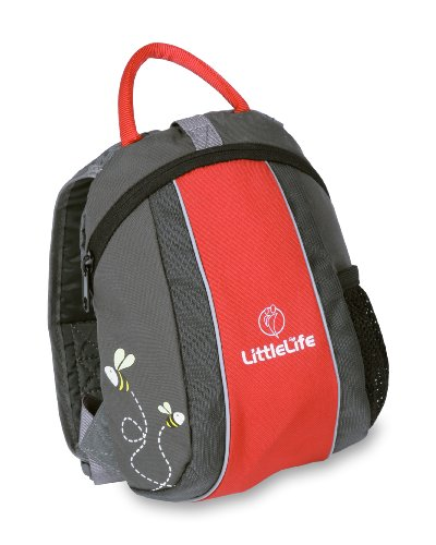 LittleLife Toddler Runabout DayPack Red