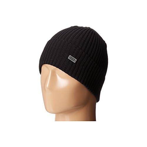 [ブラ] BULA メンズ Portland Beanie 帽子 Black [並行輸入品]