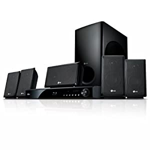 LG LHB326 1100W Blu-ray Home Theater System