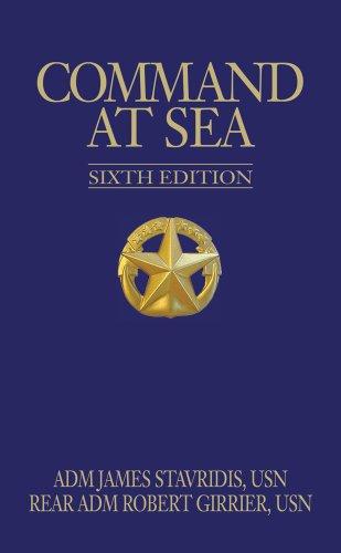 COMMAND AT SEA, 6TH EDITION PDF