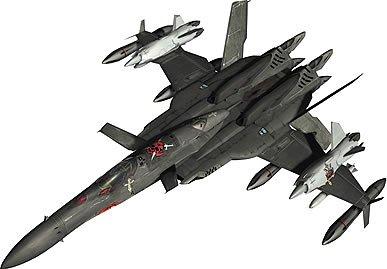 """1/72 マクロスゼロ SV-51γ w/ツインブースター """"マクロスゼロ"""""""