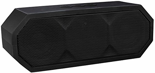 Altec Lansing The Jacket Bluetooth Speaker, Black (Imw455)