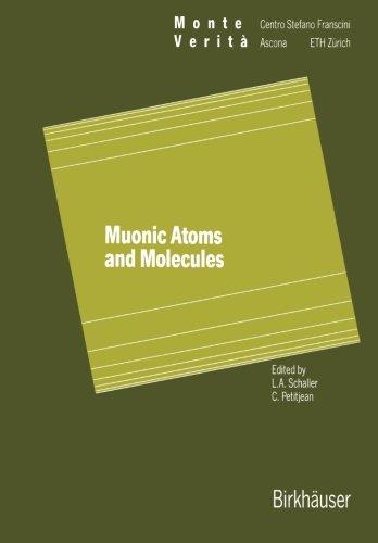 Muonic Atoms and Molecules (Monte Verita)