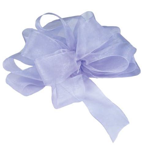 Offray Simply Sheer Asiana Ribbon, 1/4