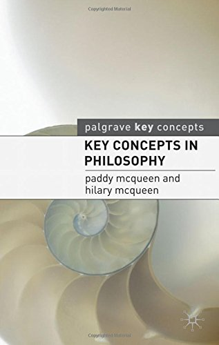 Key Concepts in Philosophy (Palgrave Key Concepts)