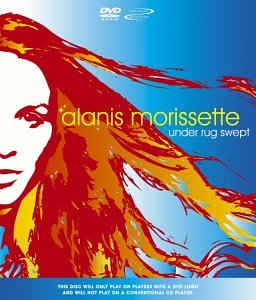 Alanis Morissette - Under Rug Swept [DVD AUDIO] - Zortam Music