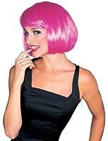 Rubie's Costume Hot Pink Super Model Wig