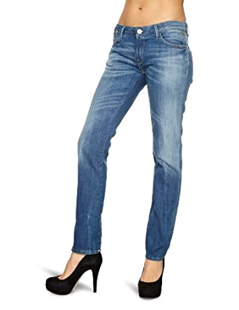 Replay Rockxanne Slim Womenu0026#39;s Jeans Amazon.co.uk Clothing