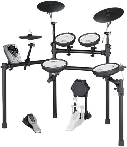 Roland Td-15K-S V-Compact Series Electronic V-Drum Kit