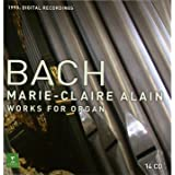 Bach : Complete Organ Works [1990s digital]