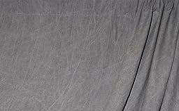 Savage Accent Washed Muslin Background - 10x12 - Dark Gray