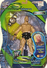 WWF Champion Summer Slam Limited Edition Steve Austin