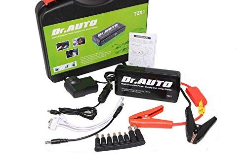 Mesinton Multi-Function Auto Car Vehicle 12V 12000Mah Jump Starter Led Mobile Power Bank Battery Charger