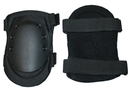 Multi-purpose Tactical SWAT Knee Pads Black