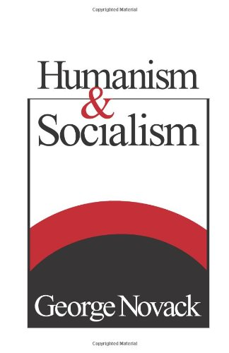 Humanism and Socialism087348729X