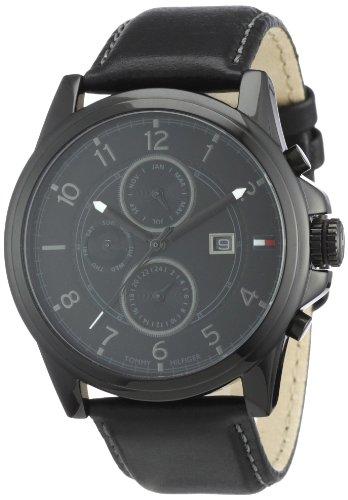 Tommy Hilfiger Herren-Armbanduhr Sport Luxury Analog Quarz 1710295 thumbnail