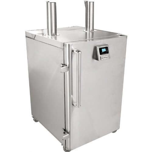 24S-SM Charcoal Smoker (Gravity Feed Smoker compare prices)