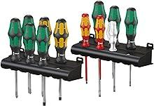 Comprar Wera 05051010001 Kraftform XXL - Juego de destornilladores, 12 piezas