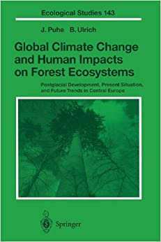 global climate change and human impacts on forest ecosystems postglacial development present. Black Bedroom Furniture Sets. Home Design Ideas