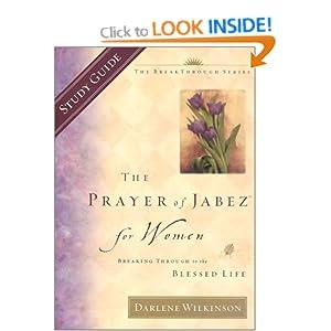 prayer of jabez study guide pdf
