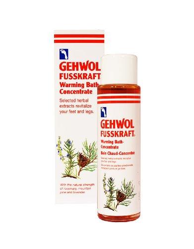 Gehwol Fusskraft Warming Foot Bath Extract 150ml