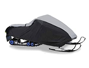 Super Quality Trailerable Snowmobile Sled Cover fits Arctic Cat Z 370 2000 2001 2002 2003 2004 2005 2006 2007