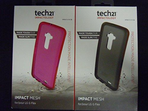 Tech21 D3O Impact Mesh Case for LG G Flex (Smokey)